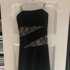 Guess short fitted dress